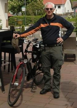 Fahrrad Touring: Bad Bentheim Nordhorn (Tour 156597)