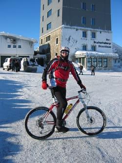 Fahrrad Touring: frischli Transharz (Tour 131353)
