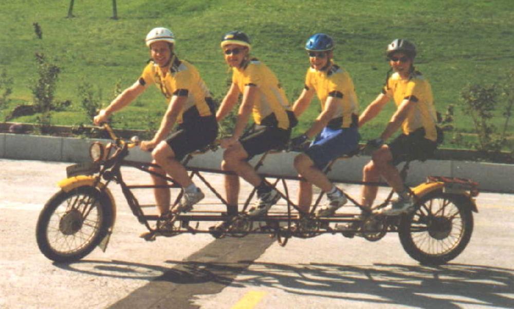 Fahrrad Touring: Rückfahrt Strausberg Berlin (Tour 43357)