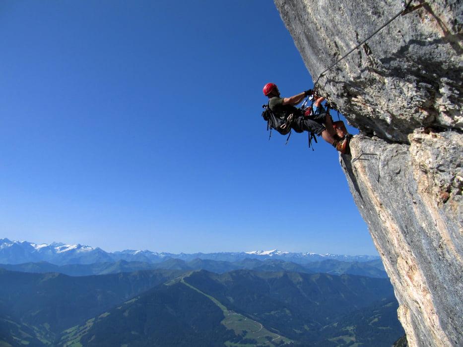 Klettersteig English : Klettersteig gantrisch bern tourism