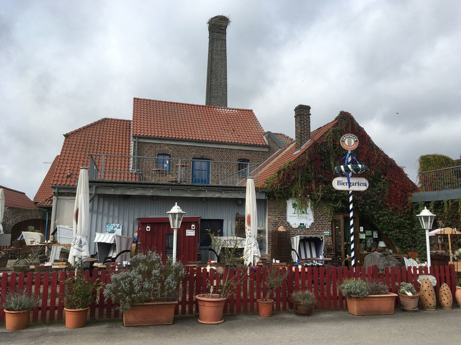 Fahrrad Touring: Rundfahrt Duisburg Hbf – Rheinberg Eversael
