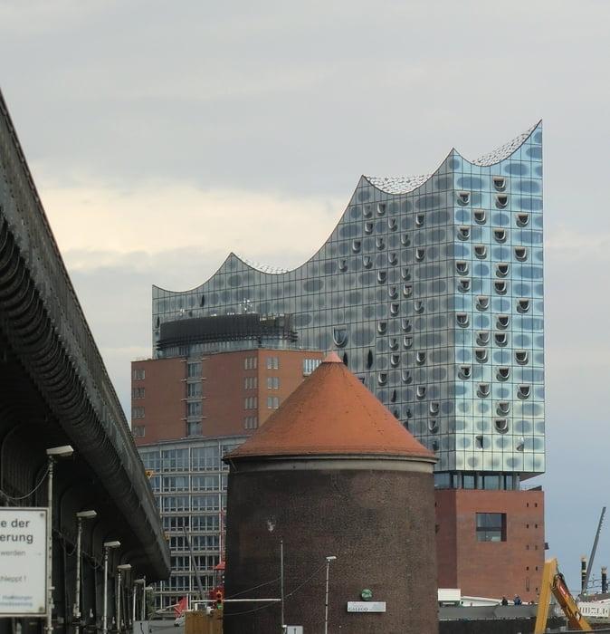 Fahrrad Touring: Hamburg Süd von Jork über Seevetal zur