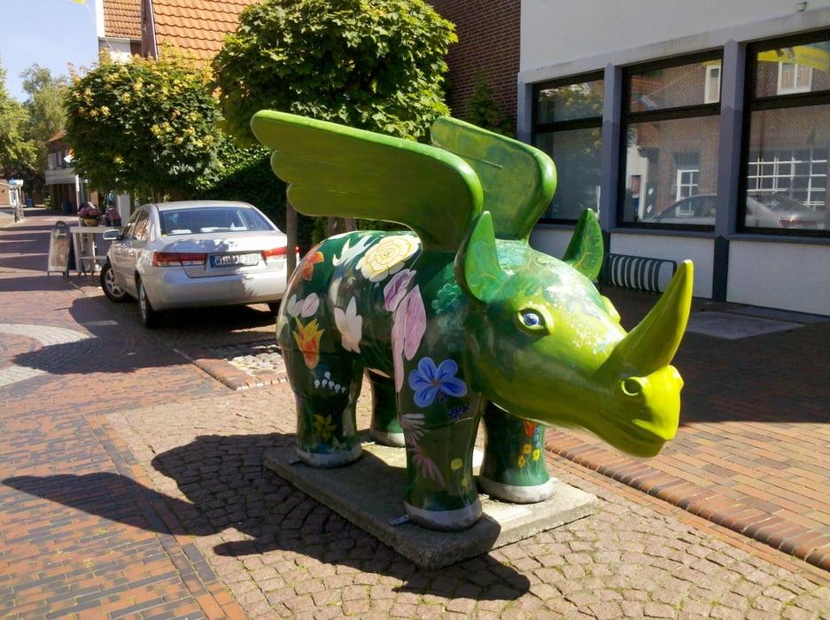 Fahrrad Touring: Esens – Wilhelmshaven (Tour 142760)