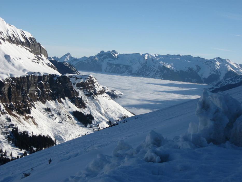 Klettersteig Urnerboden : Der graustock klettersteig bergzeit magazin