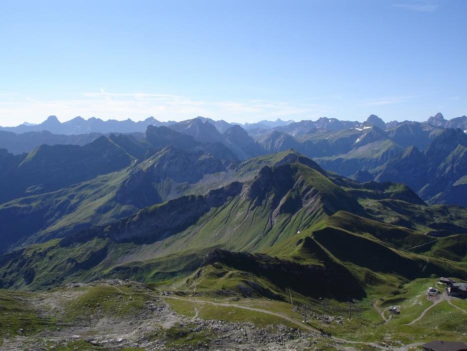 Klettersteig Hindelang : Klettersteig: hindelanger klettersteig bis zum dritten ausstieg