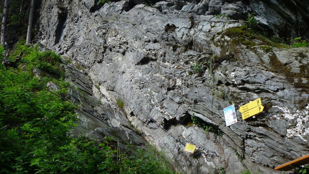 Klettersteig Zillertal : Klettersteige im zillertal