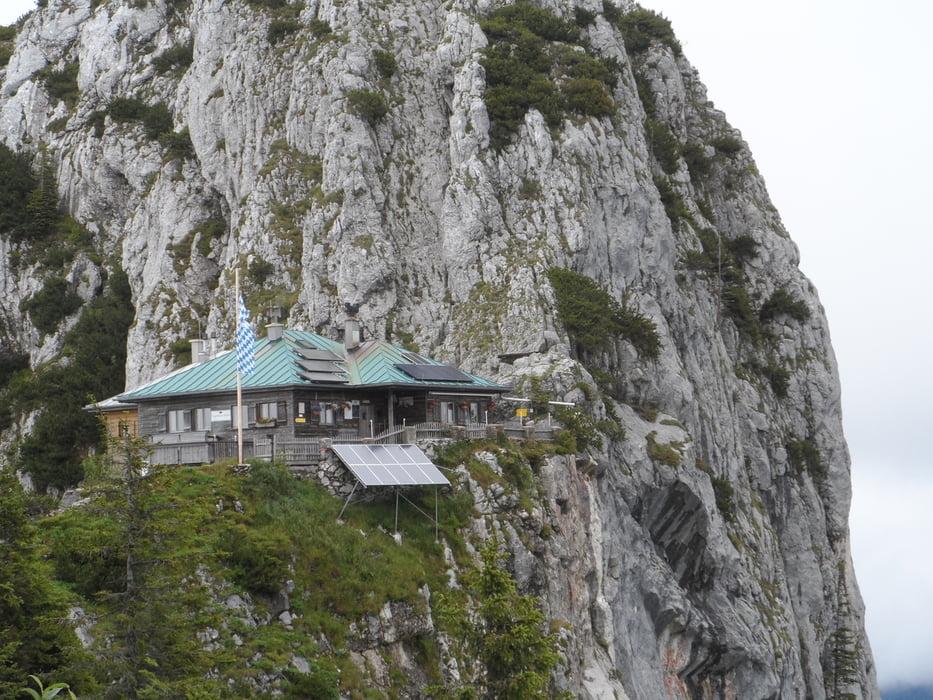 Klettersteig Buchstein : Klettersteig roß und buchstein tegernseer hütte tour