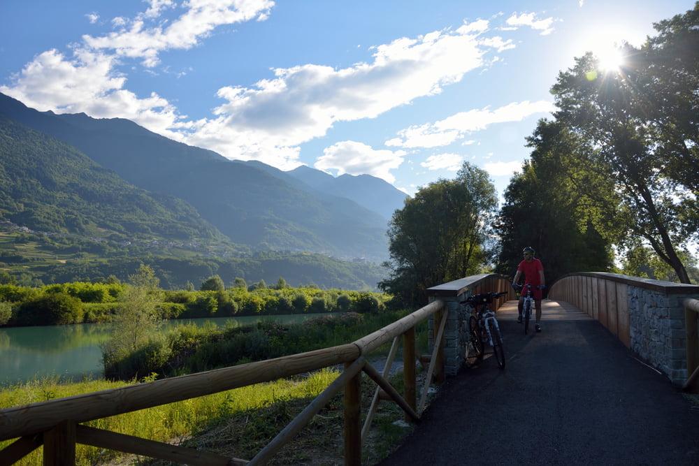 Rennrad: San Pietro Berbenno - Ardenno - Cataeggio - Val Masino ...