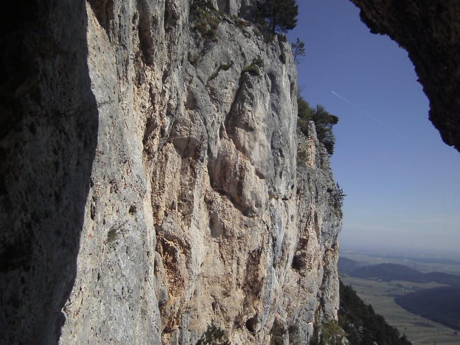 Klettersteig Hohe Wand : Mit kindern am klettersteig risikomanagement und