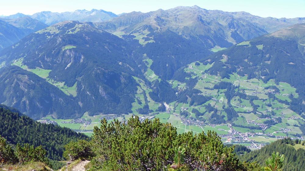 Klettersteig Gerlossteinwand : Gerlossteinwand klettersteig