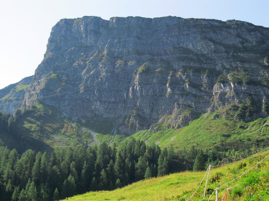 Klettersteig Gerlossteinwand : Klettersteig gerlossteinwand tour