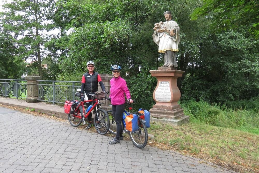 Fahrrad Touring: Von Bayern nach Bremen, Zusammenfassung