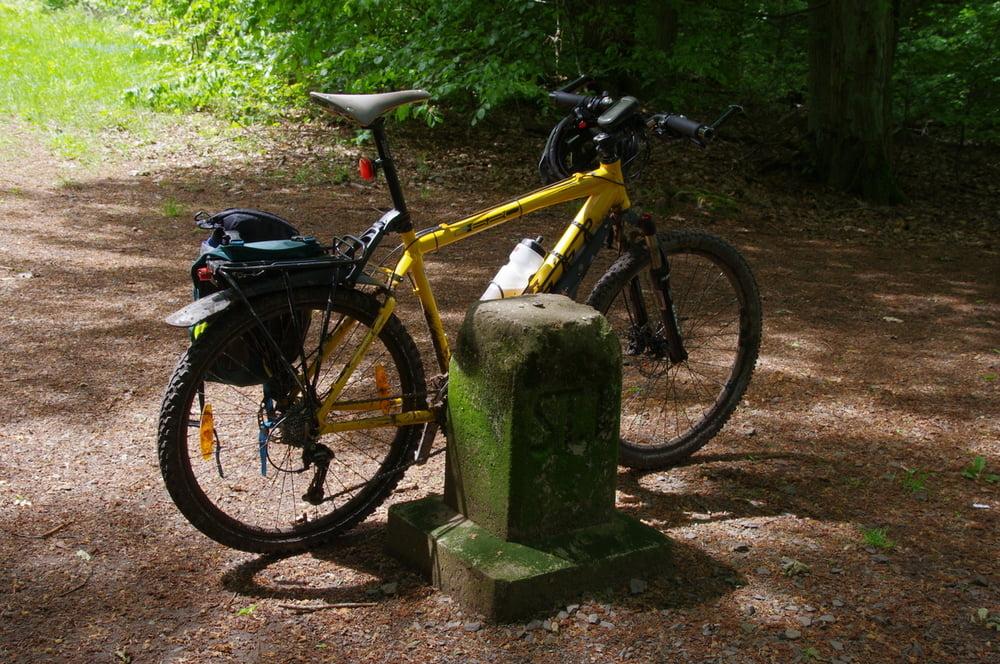 Fahrrad Touring: nach Saarbrücken (Tour 149952)