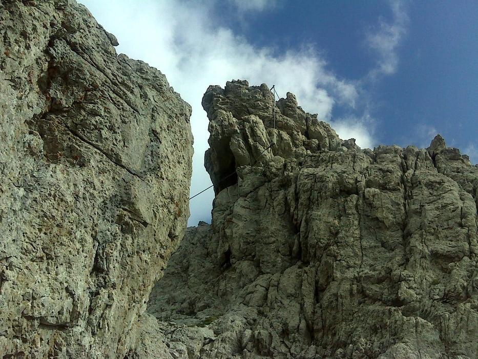 Klettersteig Osttirol : Klettersteig panorama dolomitok tour