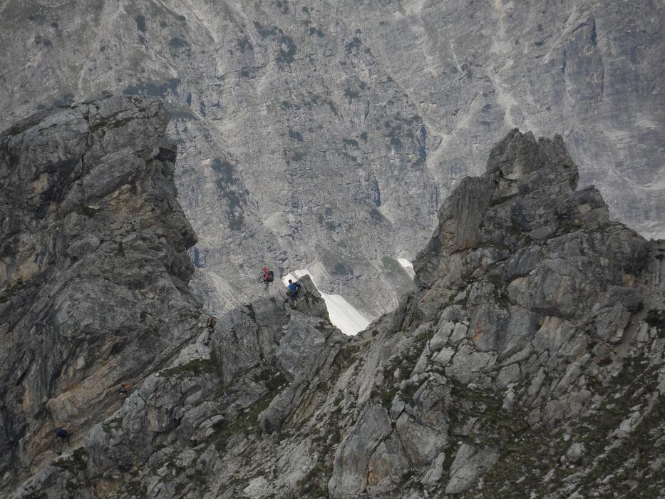 Klettersteig Oberstdorf : Allgäuer klettersteig duett bergsteiger magazin