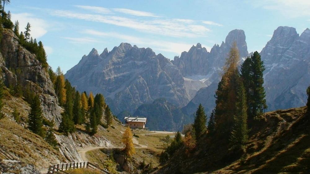Bergtour Sdtirol Pragser Dolomiten Zum Drrenstein Von
