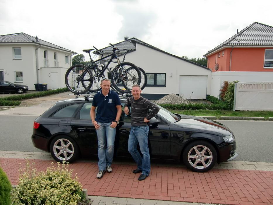 Klettersteigset Verleih Garmisch : Transalp garmisch nach landeck tag km tour