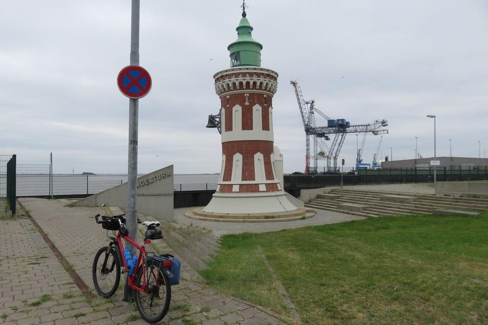Fahrrad Touring: Von Bayern nach Bremen, 8. Etappe (Tour 168949)