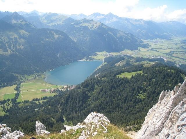 Friedberger Klettersteig : Klettersteig: friedberger klettersteig und läuferspitzsteig tour 22505