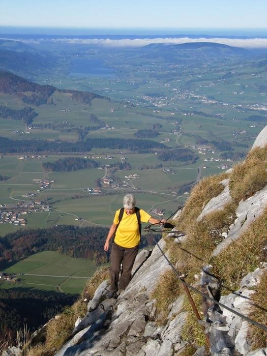 Bergtour: Schober am Fuschlsee, Salzkammergut (Tour 92377)
