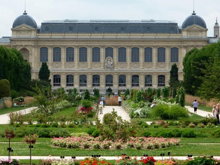 Wandern: Paris:Saint Eustache-Jardin des Plantes-Viaduc des Arts ...