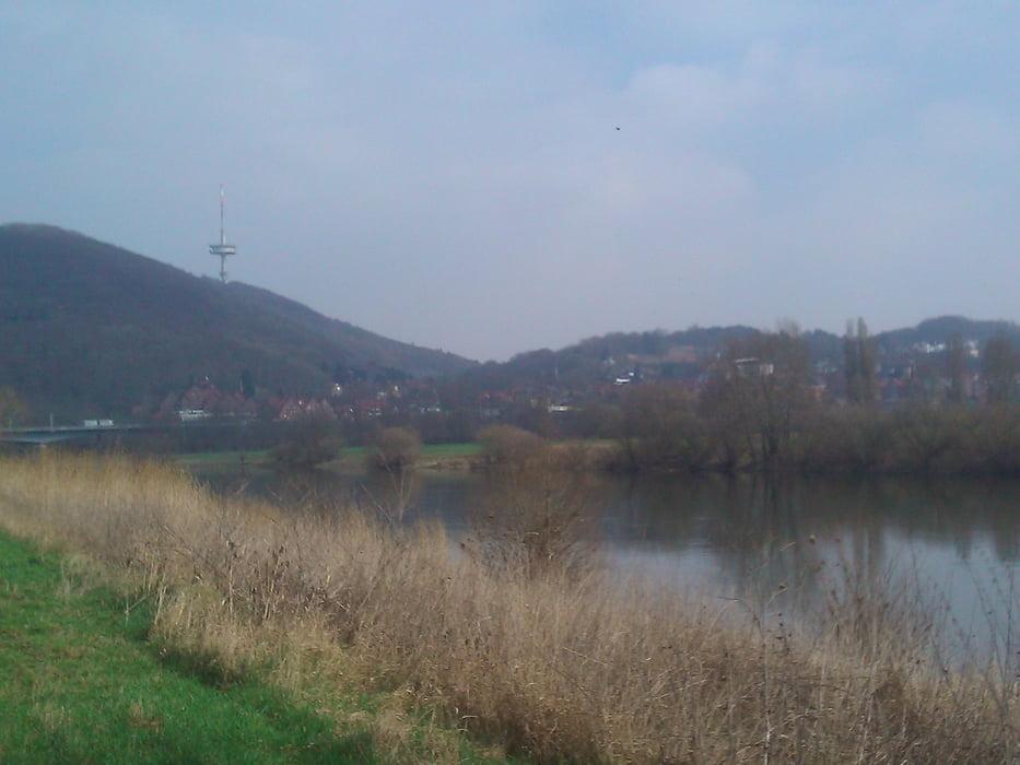 Fahrrad Touring: Bad Oeynhausen Vlotho Lemgo Bad Salzuflen