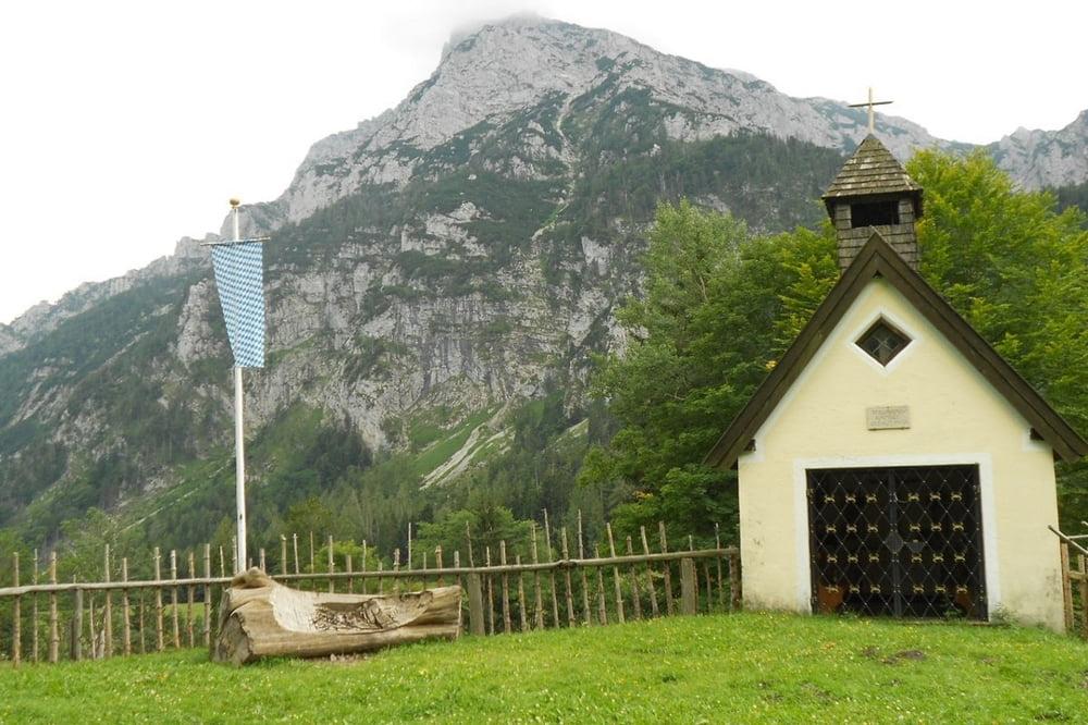 Pidinger Klettersteig : Klettersteig u eder pidingeru c auf den hochstaufen tour