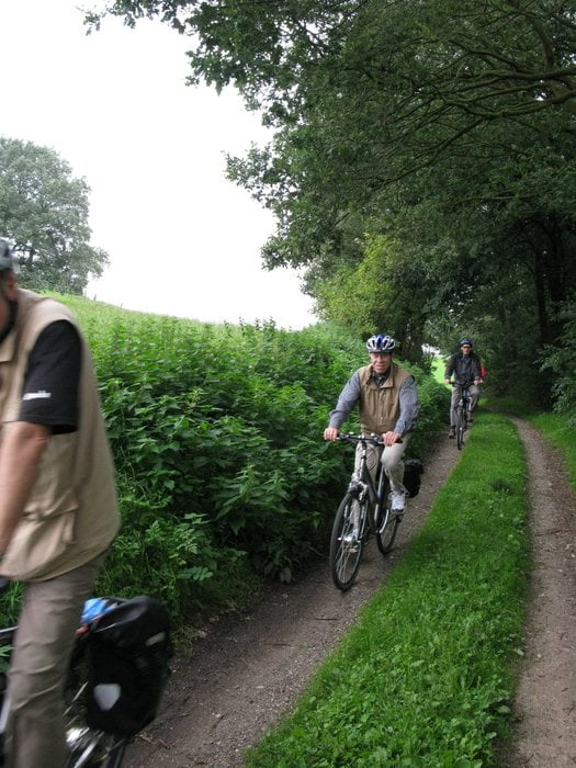 Fahrrad Touring: Rundtour Kettwig Xanten (Tour 63117)