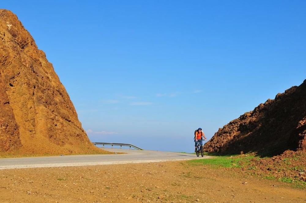 Brief Nach Zypern Dauer : Mountainbike polis pyrgos entlang der küstenstraße tour