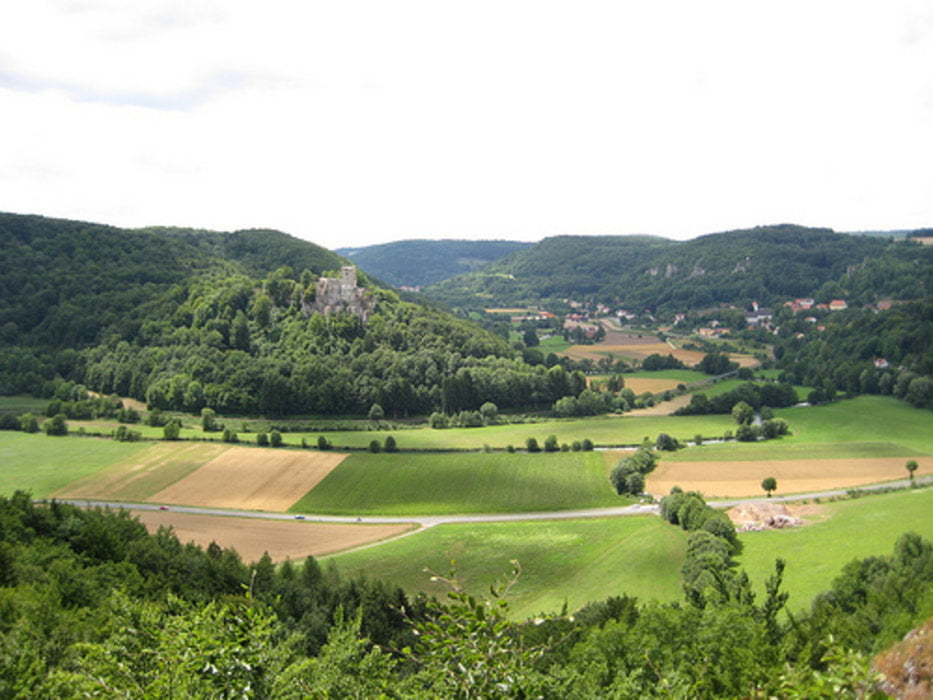 Singletrails forchheim