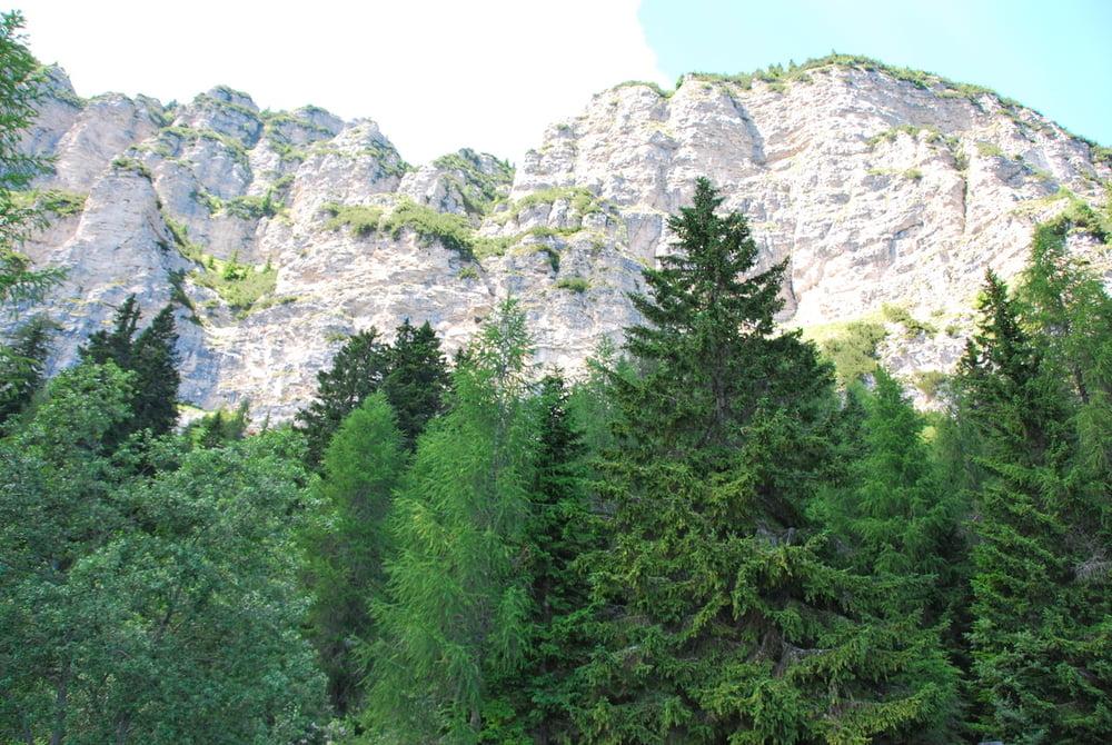 Klettersteig Roen : Klettersteig: klettersteig monte roen tour 121970