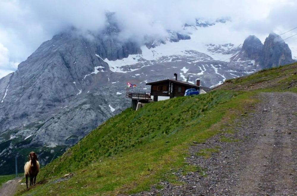 itinerario escursionistico m padon porta vescovo