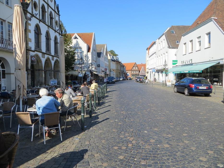 Fahrrad Touring: RadBahn Münsterland – Coesfeld – Ahaus