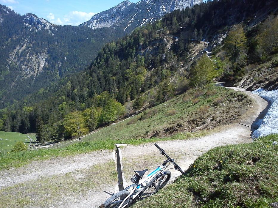 Rodeln: Rodeltour zur Kesselalm von Inzell - 0km - Bergwelten