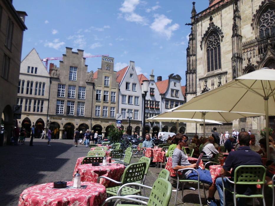 Fahrrad Touring: Werseradweg 2: Drensteinfurt – Münster