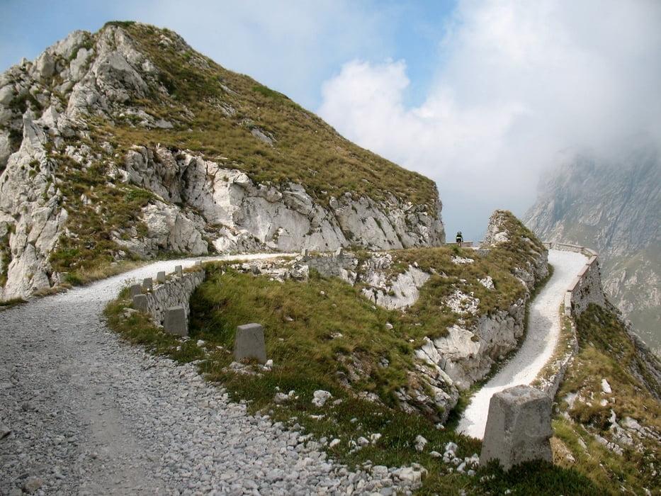 Mountain Bike La Via Del Sale Limone P Ventimiglia 1