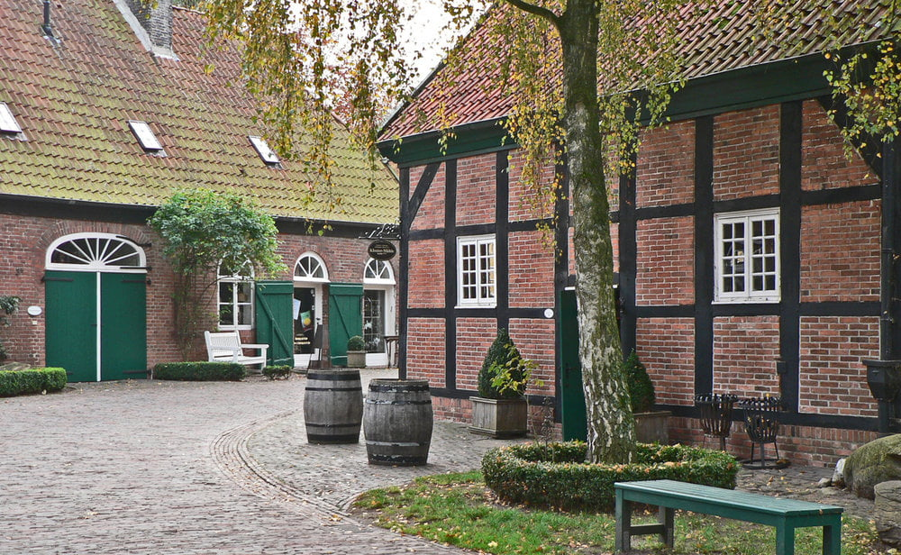 Trekkingbike: Bremen - Hude - Hasbruch - Bremen im Herbst (Tour 111686)