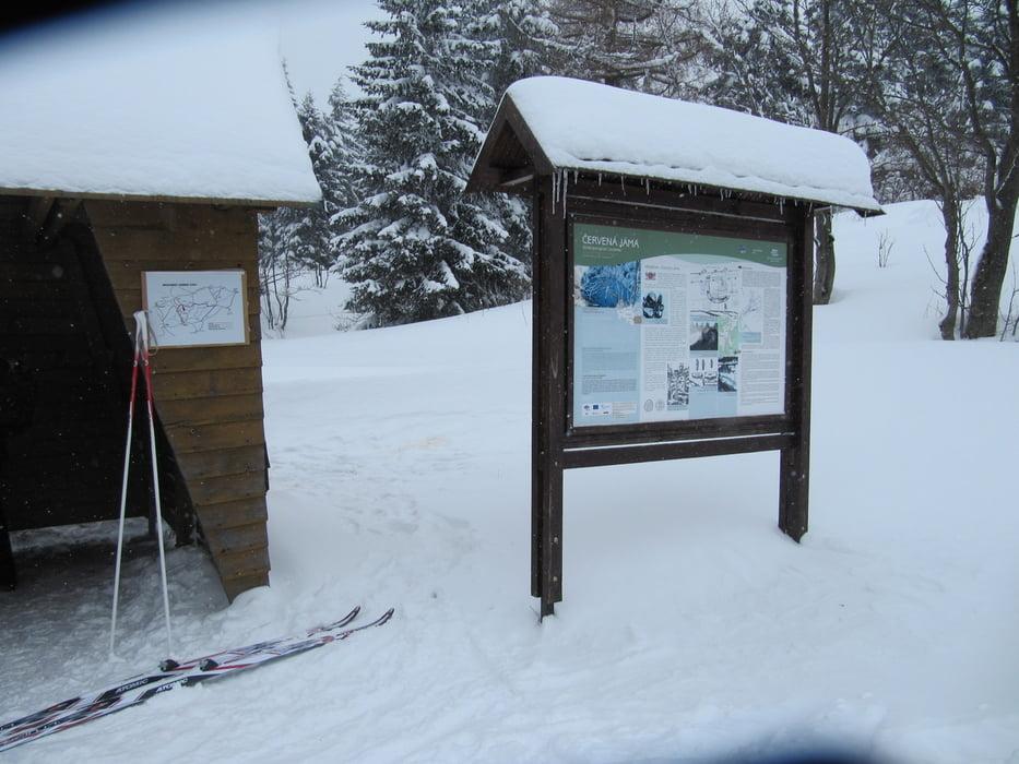 Klettersteig Johanngeorgenstadt : Langlauf: auf der skimagistrale unterwegs zwischen