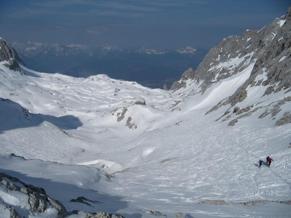 Skitour hoher göll