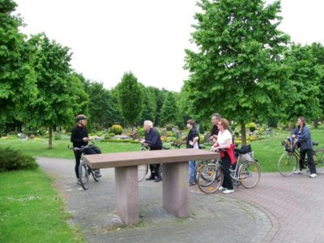 Fahrrad Touring: Radtour auf den Grenzen Gladbecks (Tour 34050)