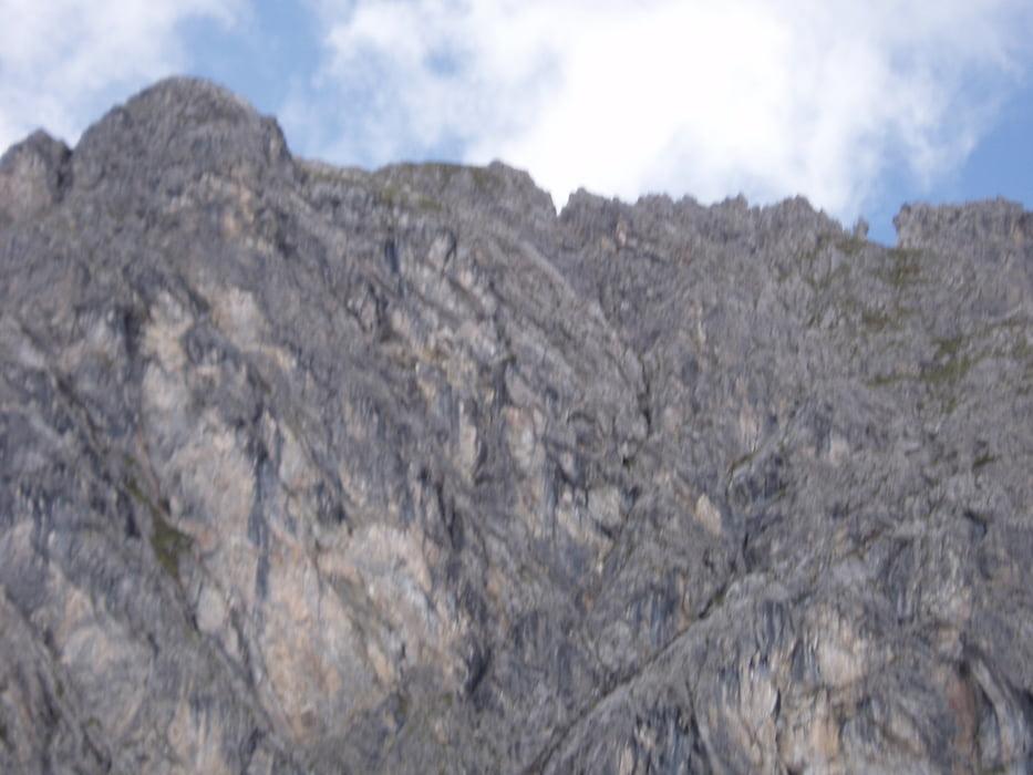 Klettersteig Deutschland : Klettersteig mindelheimer bis tages tour