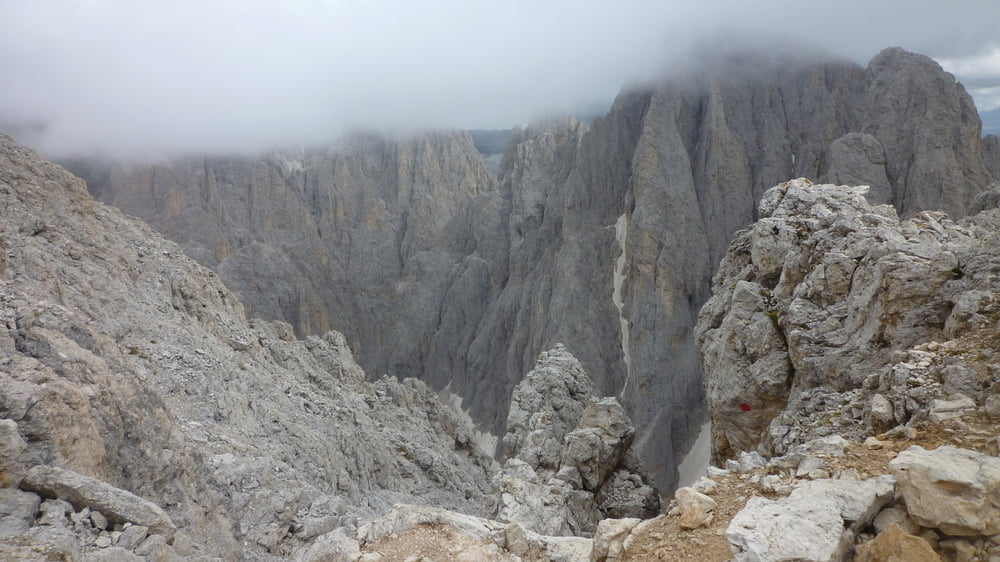 Klettersteig Plattkofel : Wandern auf den plattkofel tour
