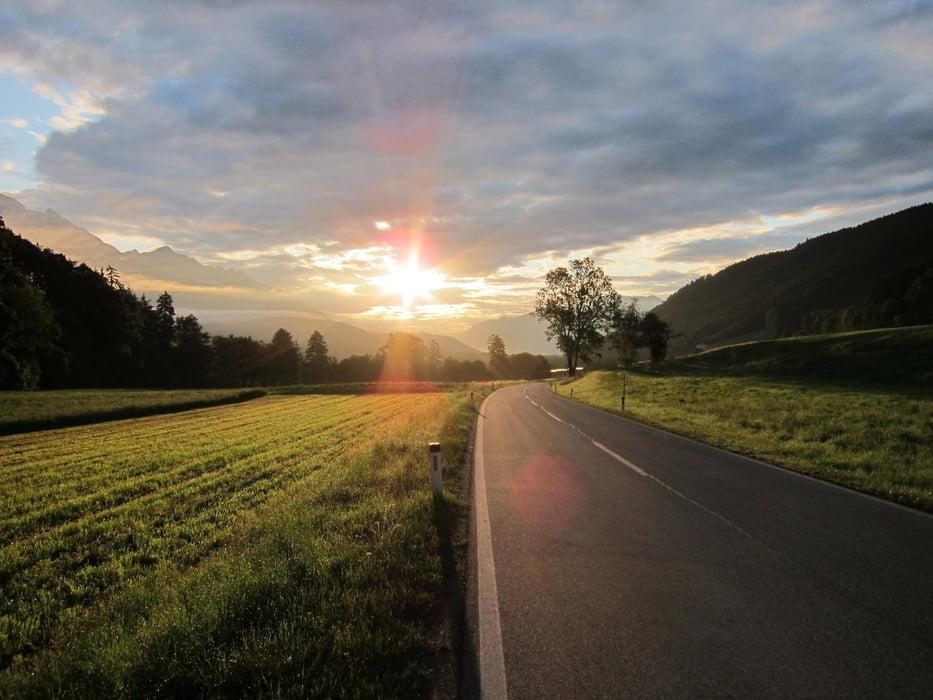 Rennrad: München Gardasee in einem Tag (Tour 80561)