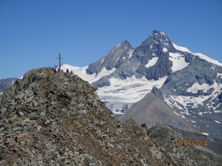 Klettersteig Weibl : Bergtour böses weibl m tour