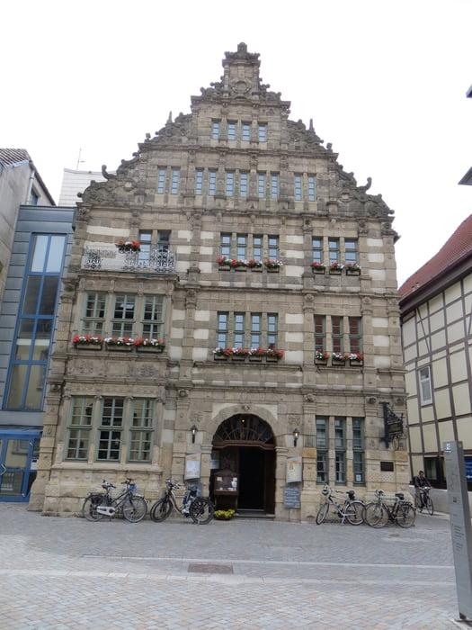 Fahrrad Touring: Weserrunde 4 – Von Bad Oeynhausen nach