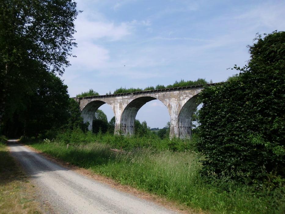 Fahrrad Touring: Eifel – Runde – Waimes Prüm (Tour 61093)
