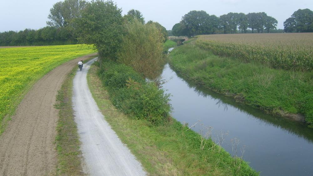 Fahrrad Touring: Das Münsterland Freckenhorst, Sendenhorst