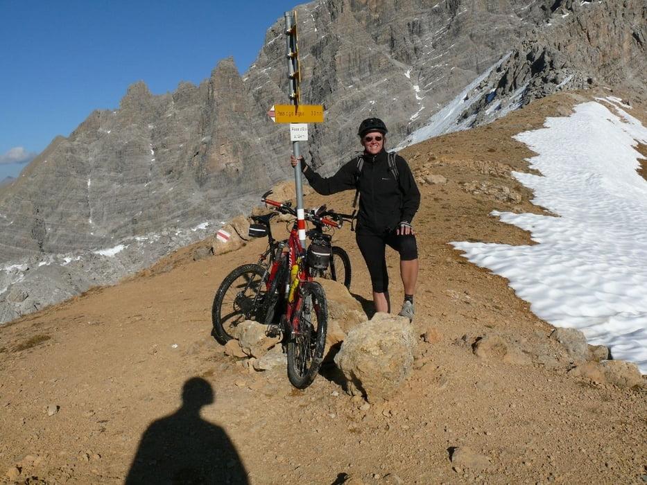Klettersteig Piz Mitgel : Mountainbike: umrundung piz mitgel park ela tour 91486