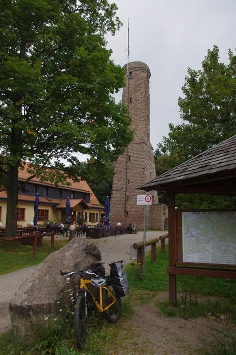 Fahrrad Touring: Nach Kirkel und zum Höcherberg (Tour 135789)