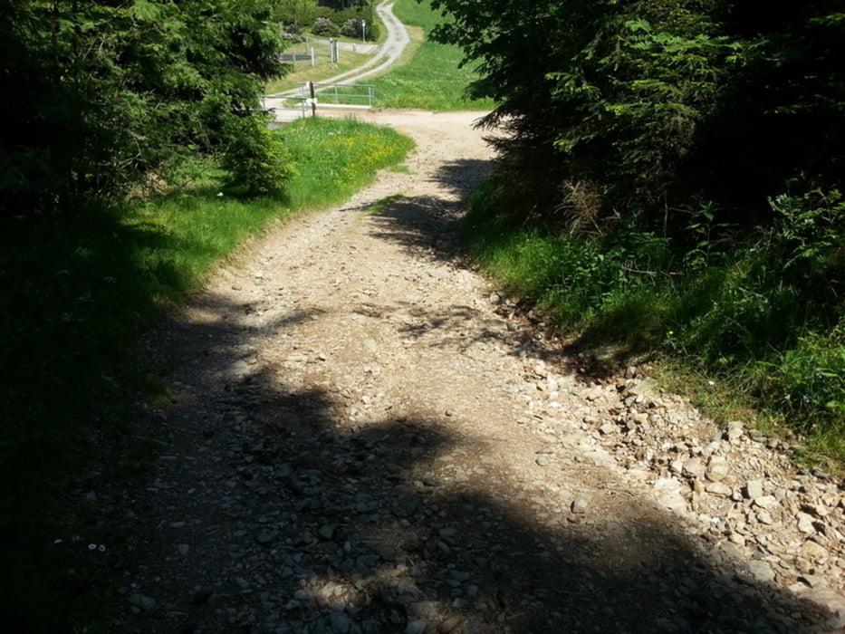 Klettersteig Johanngeorgenstadt : Wandern: wandertester 2 johanngeorgenstadt kranichsee tour 136030
